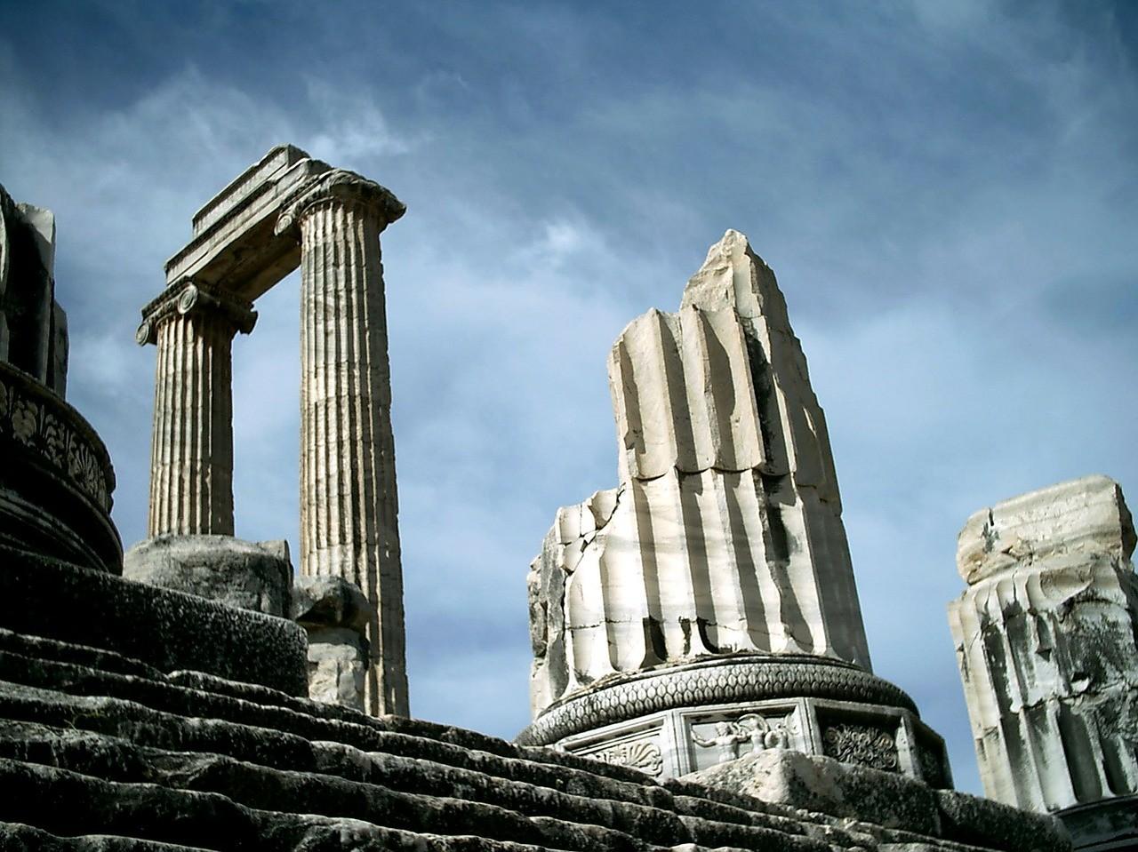 Aydın Gezi Rehberi - Didim Apollo Tapınağı