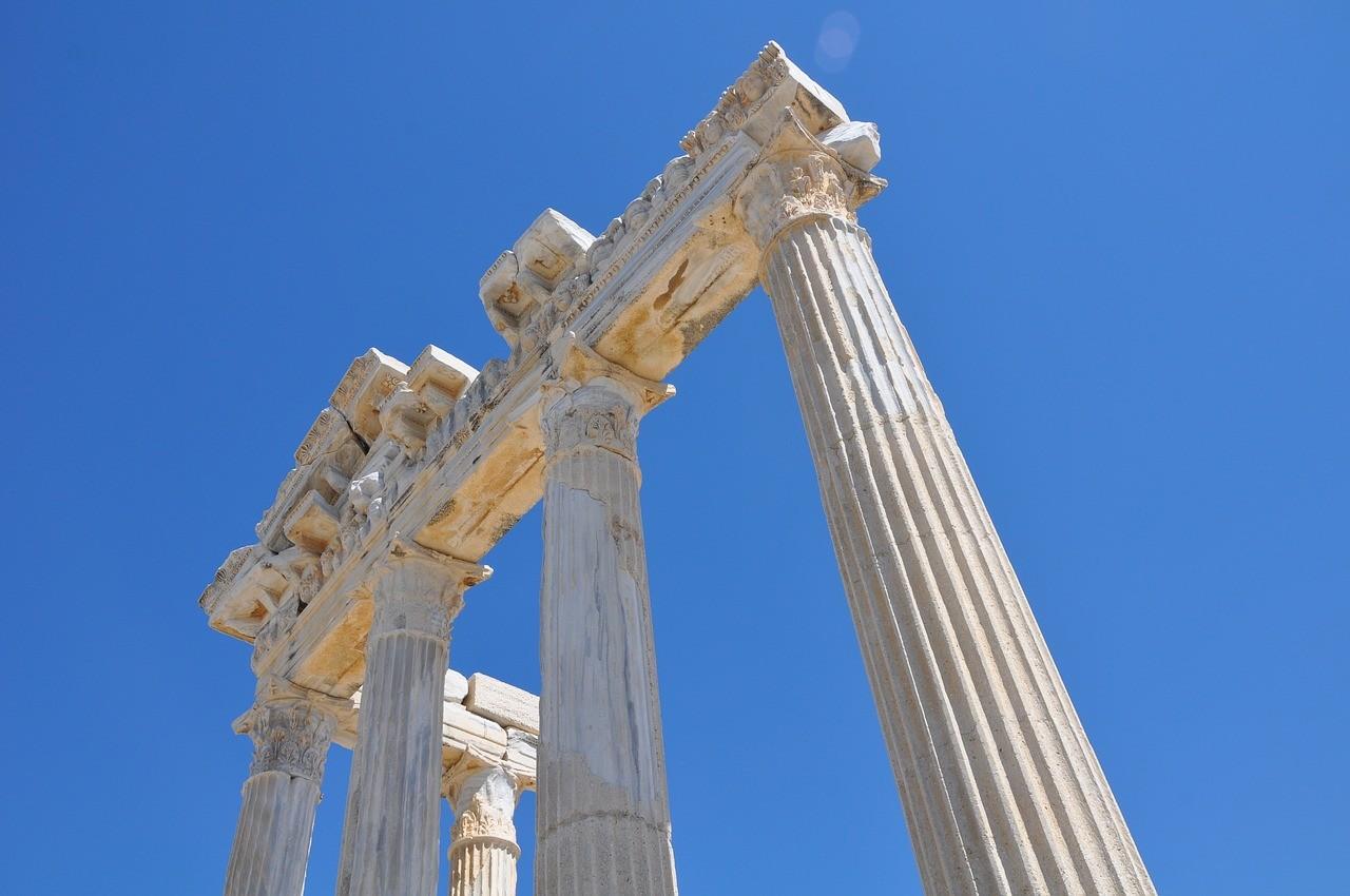 Side Gezi Rehberi - Apollon Tapınağı