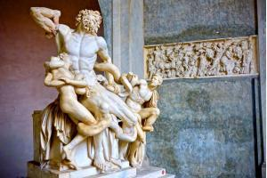 Laocoön ve Oğulları