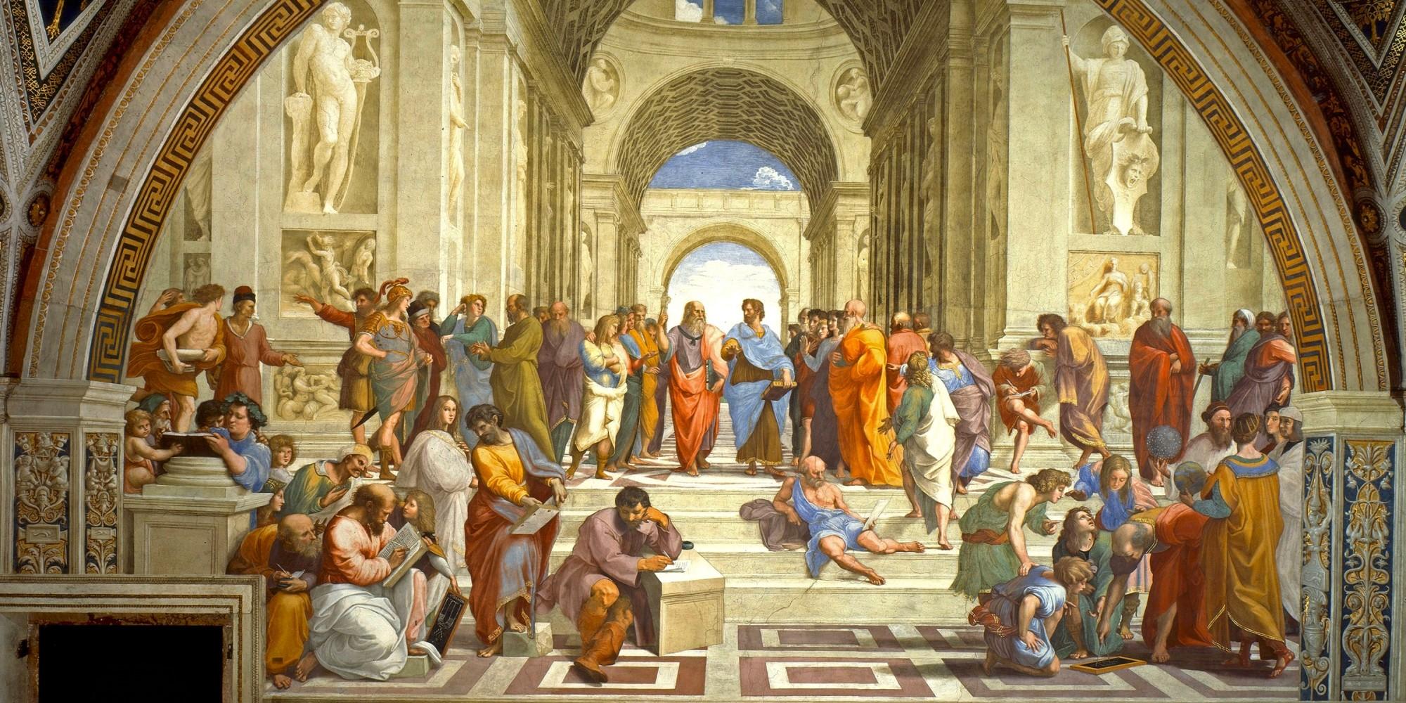 Rafael Odaları - Vatikan Müzesi