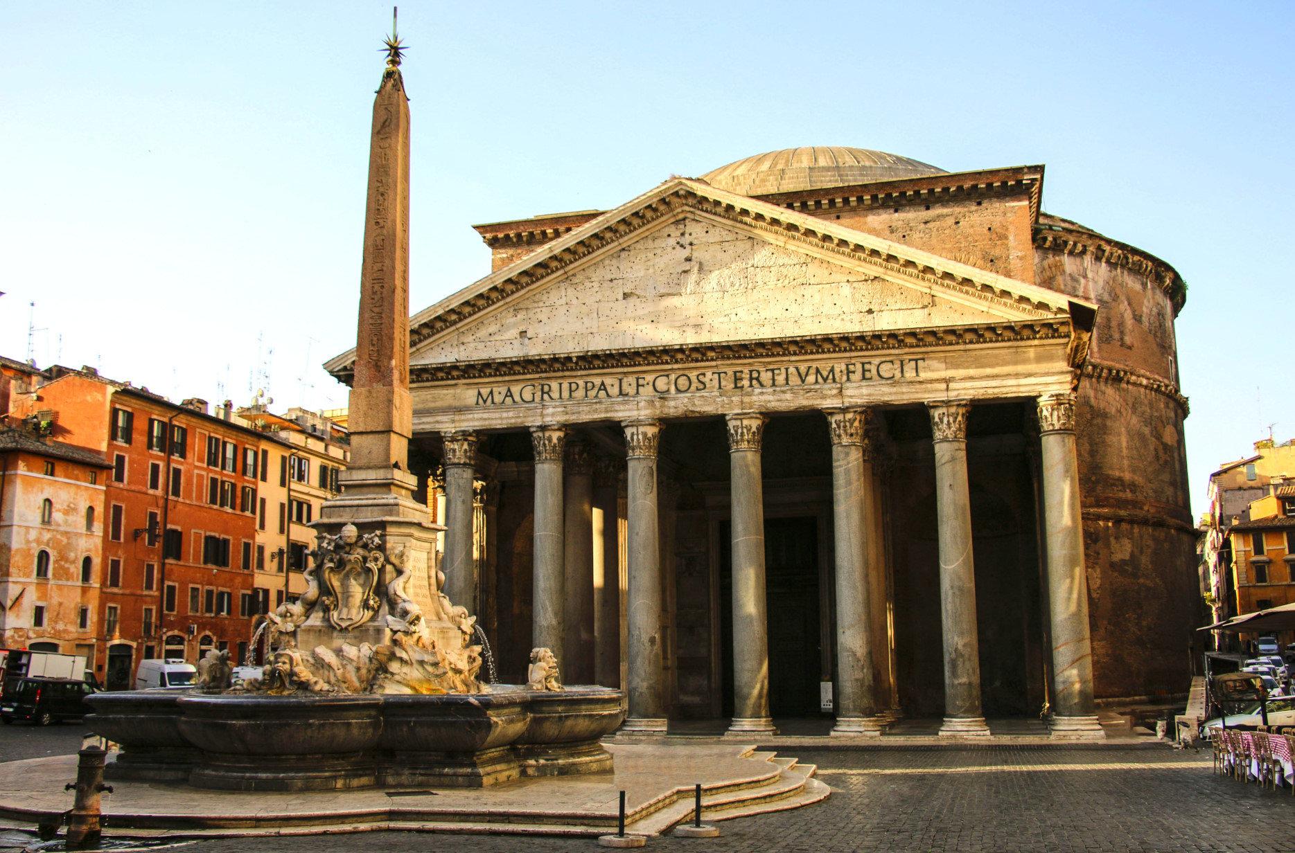 Bir Günde Roma - Büyüleyici Pantheon