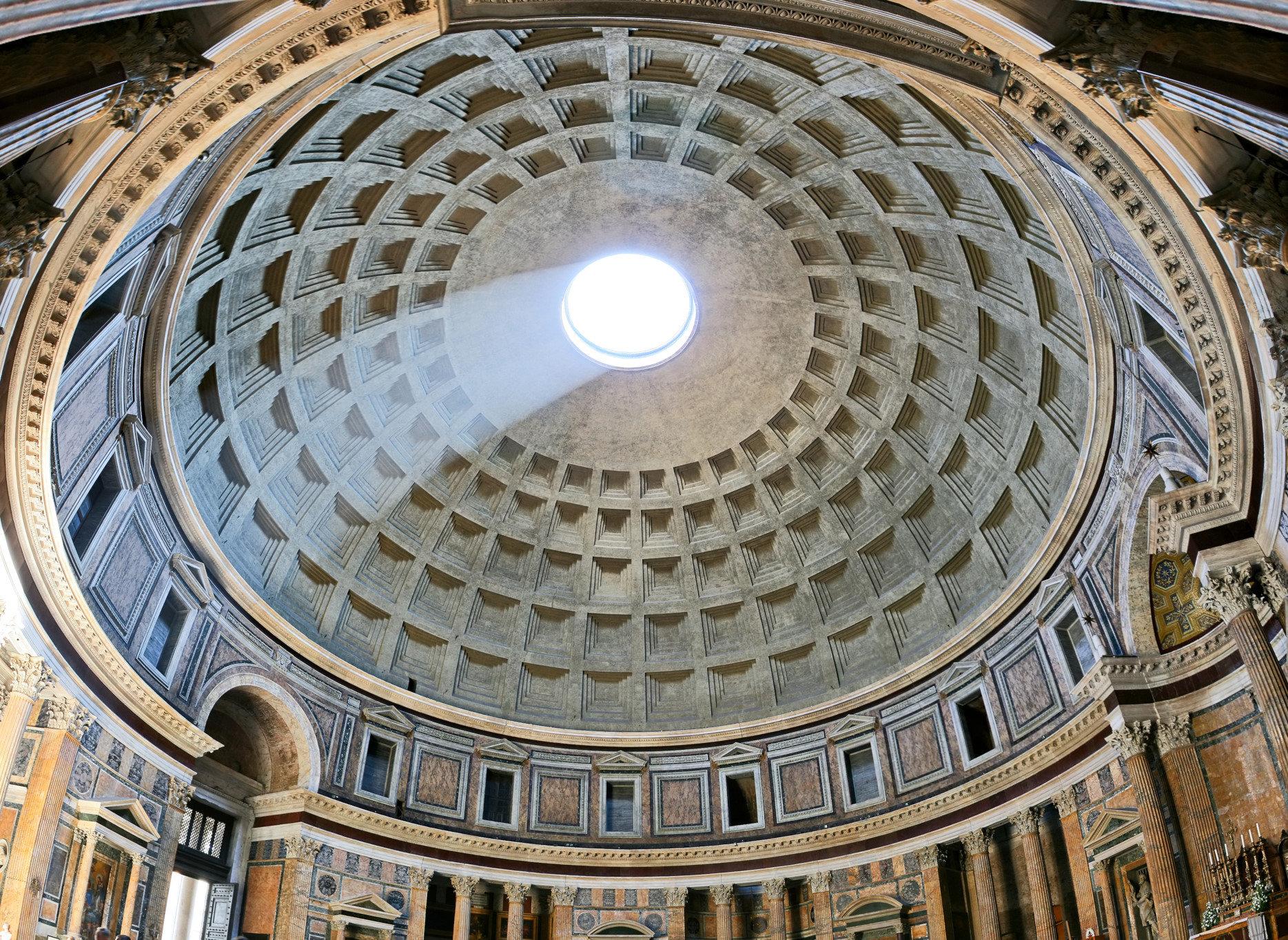 Bir Günde Roma - Pantehon'un Kubbesi