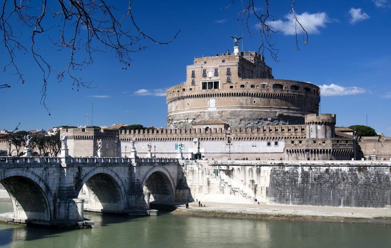 Bir Günde Roma - San Angelo Kalesi
