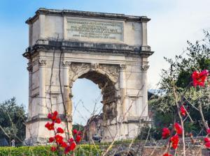 Bir Günde Roma - Titus Takı