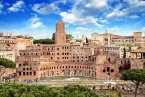 Bir Günde Roma - Trajan'ın Marketleri