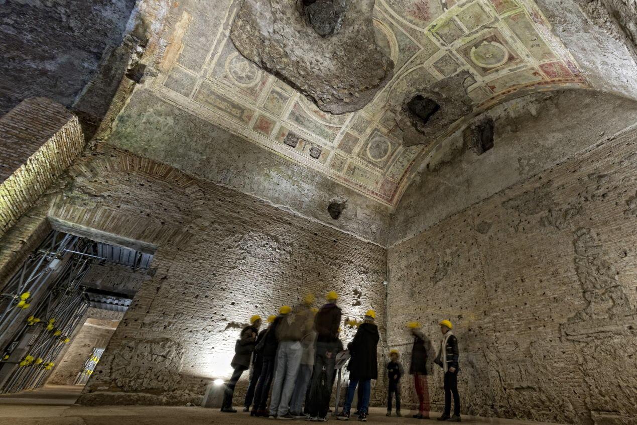 Kolezyum Bilet Türleri - Domus Aurea - Nero'nun Altın Evi