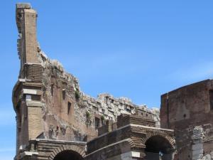 Kolezyum Bilet Türleri - Kolezyum'un Belvedere olarak adlandırılan üst katları