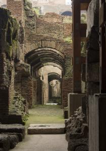 Kolezyum'un Yeraltı Yapısı