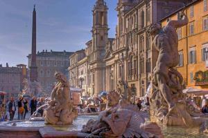 Roma'nın en güzel meydanı: Piazza Navona