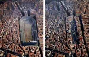 Piazza Navona - Geçmiş ve Bugün